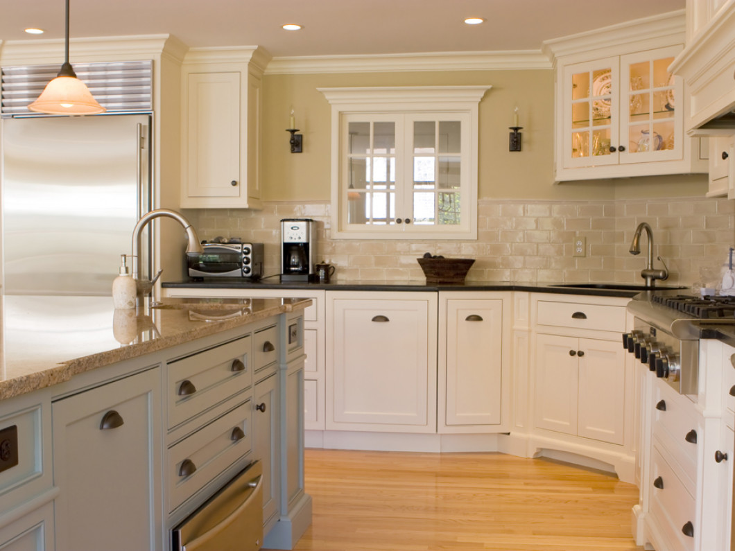 Paint Life Back Into Your Worn-Out Cabinets
